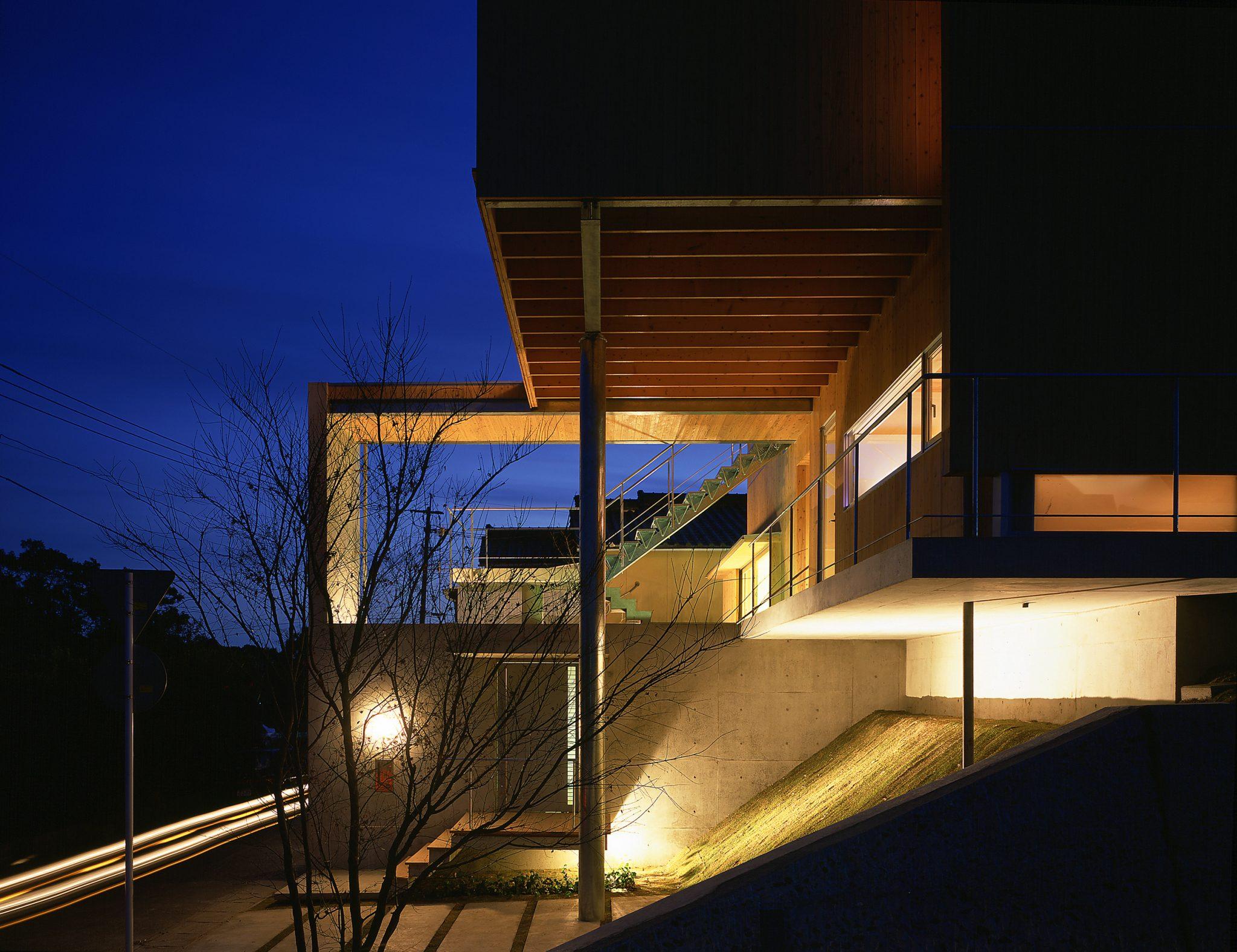 鹿児島の家
