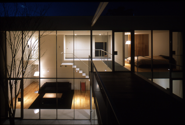 慈眼寺のコートハウス