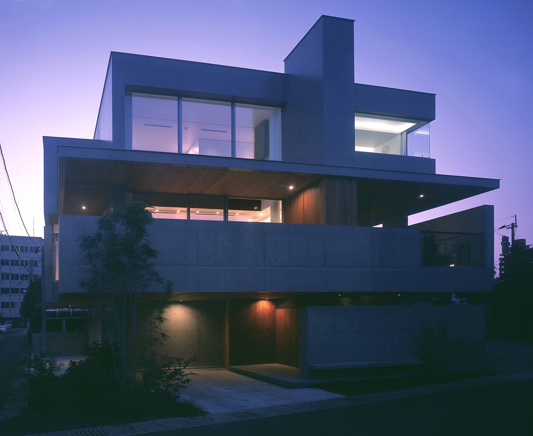 S residence (Arata)
