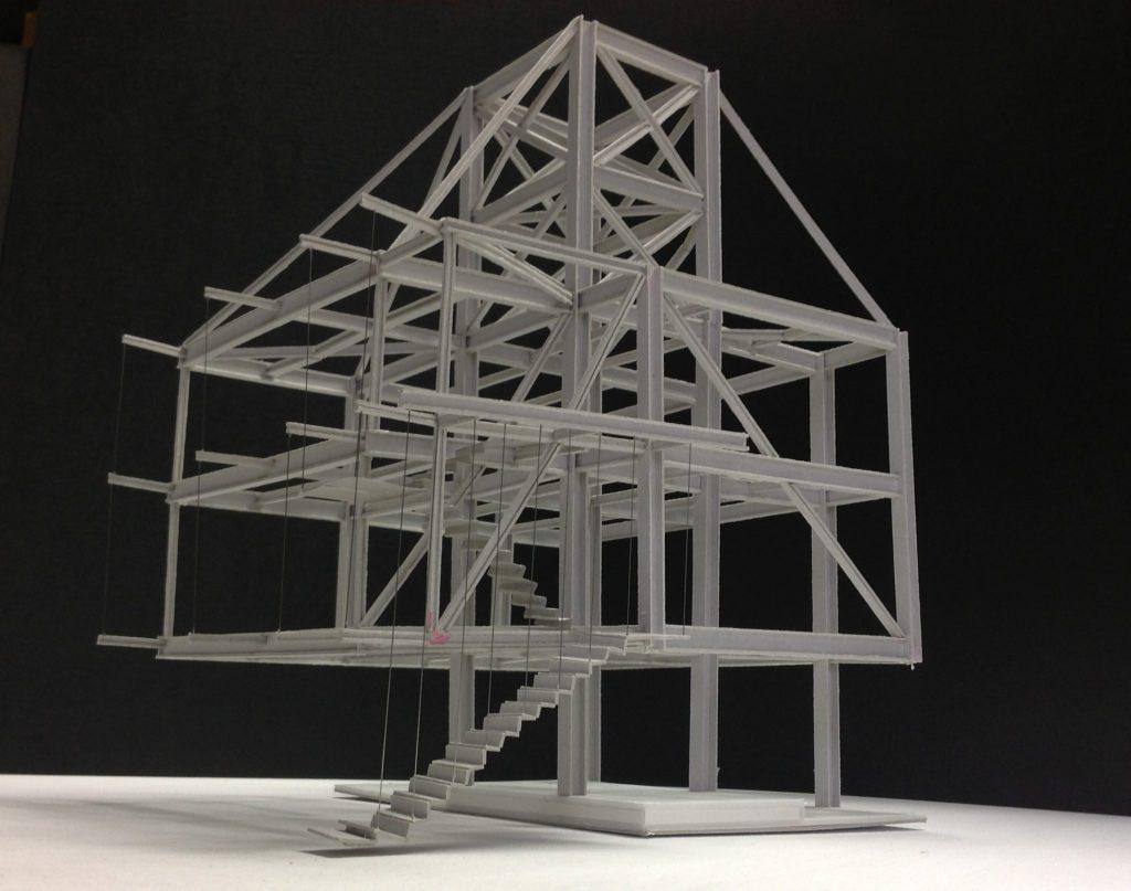 吊り構造 中原祐二 中原祐二建築設計事務所 Yuji Nakahara Architects Yuji Nakahara 鹿児島